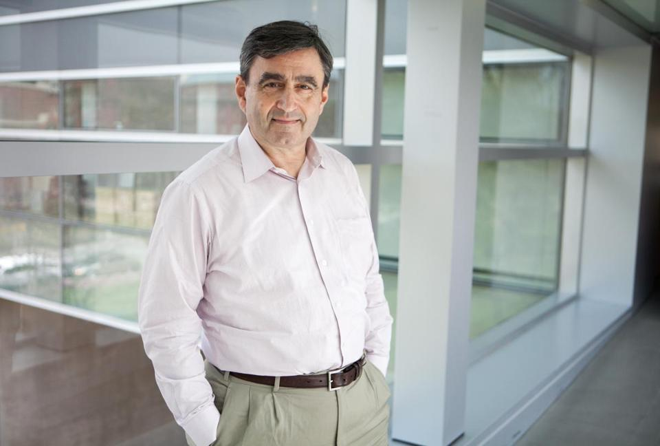 Eric Mazur, a prominent Harvard scientist and researcher, received the honor, which includes a $500,000 cash prize.