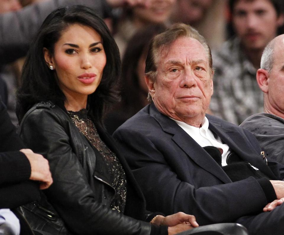 V. Stiviano said embattled Clippers owner Donald Sterling feels confused, alone, and not supported by those around him.