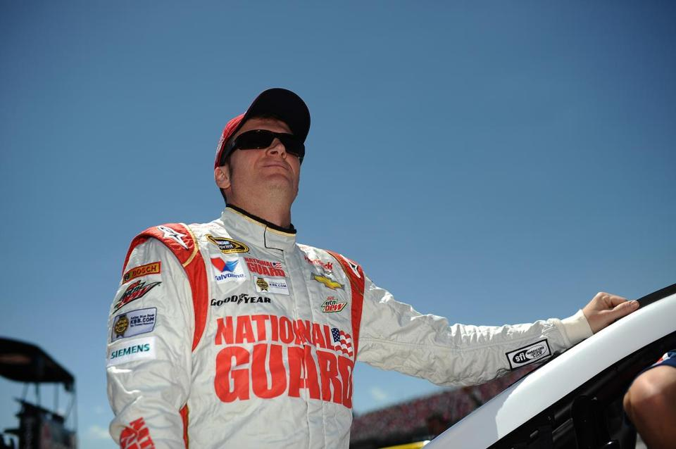 Dale Earnhardt Jr. will be one of the favorites Sunday when the Sprint Cup Series races at Talladega Superspeedway.