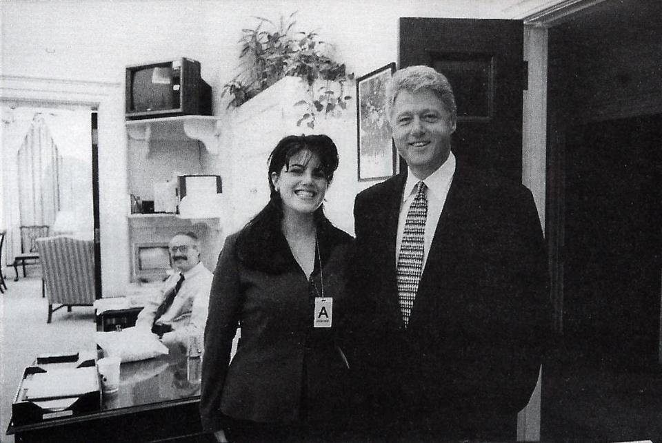 Monica Lewinsky: #MeToo helped me re-examine affair with Bill Clinton