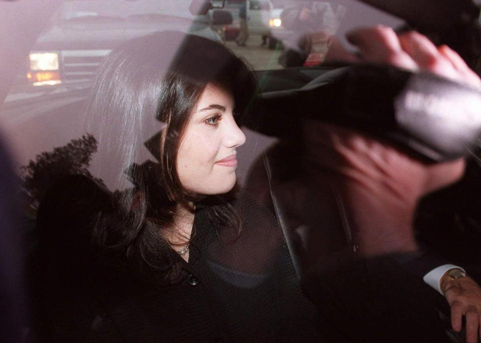 Monica Lewinsky wasn't the first victim of the Internet age. She was the first reality  star.