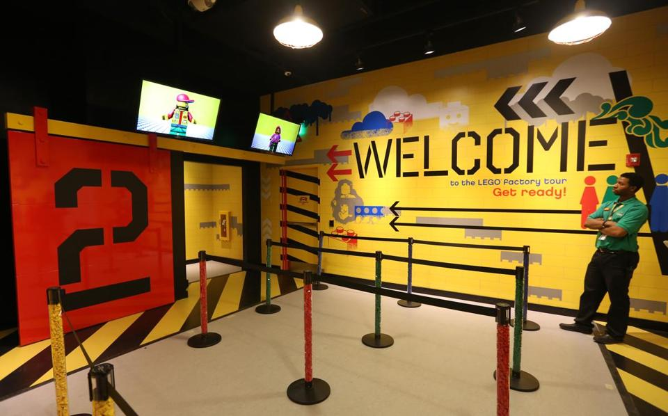Legoland Discovery Center opens in Somerville next week - Pictures ...