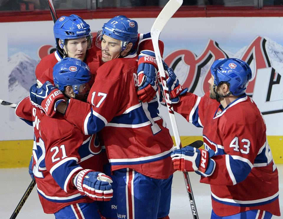 The Canadiens pulled together to even the series and now are confident they can win it. AP Photo/The Canadian Press, Ryan Remiorz