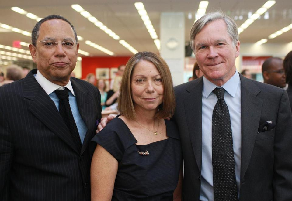 Jill Abramson was the first female executive editor at The New York Times.