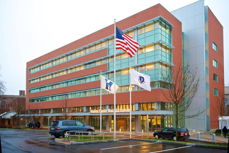 Under the agreement, Partners HealthCare can complete its acquisition of Weymouth's South Shore Hospital (above).