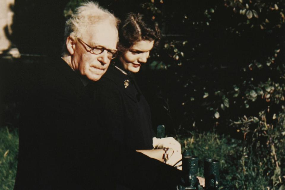 Jackie Kennedy knew that Father Joe Leonard, born in Sligo not far from where Yeats is buried, wouldn't sell her out.
