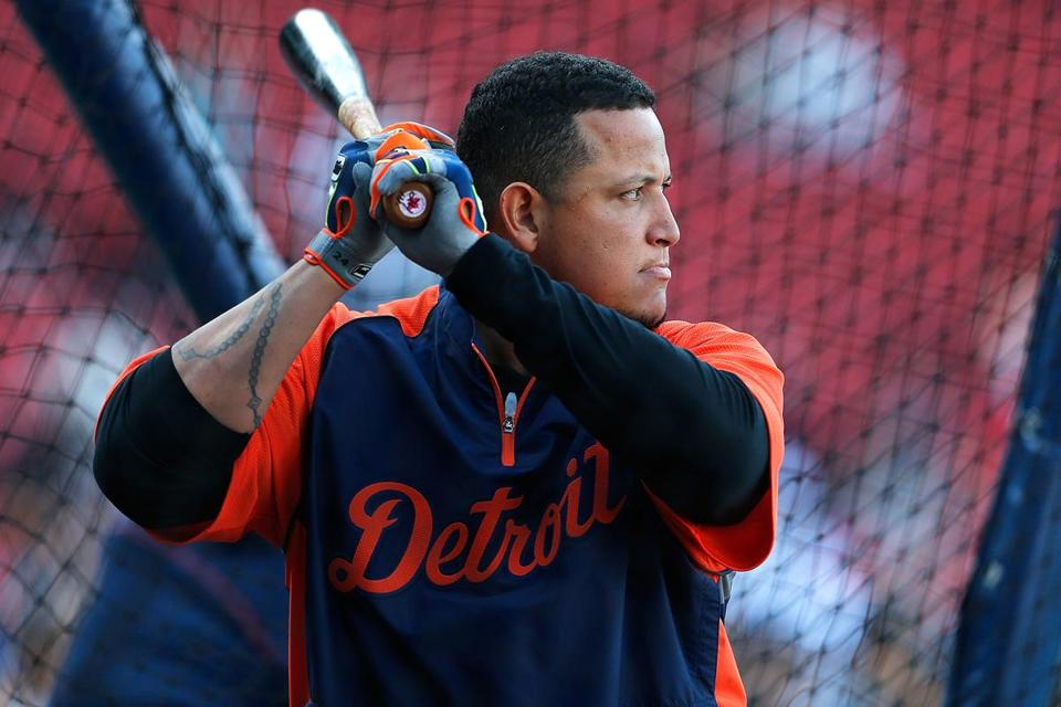 The average fan really didn't understand the recent fuss over whether Miguel Cabrera was worthy of an MVP.