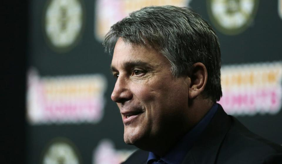 Despite how much losing to Montreal may hurt, this is no time for Bruins president Cam Neely to act rashly. AP Photo/Charles Krupa