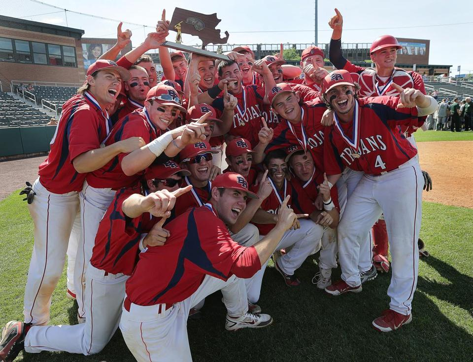 Last year's Division 1 champion, Bridgewater-Raynham, is the No. 3 seed in the Super 8. Barry Chin/Globe Staff