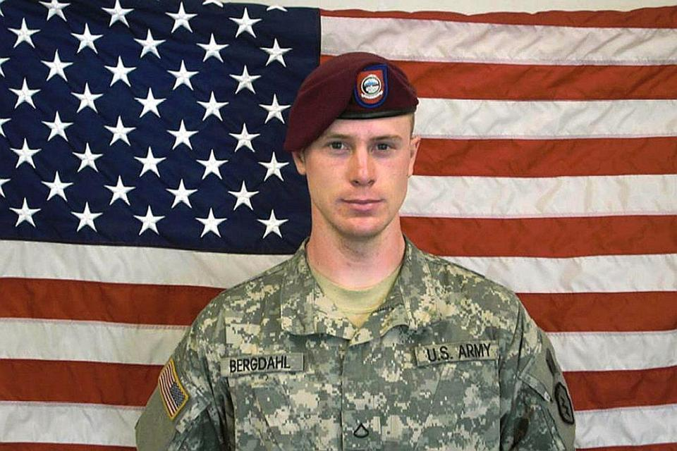Private First Class Bowe Bergdahl.