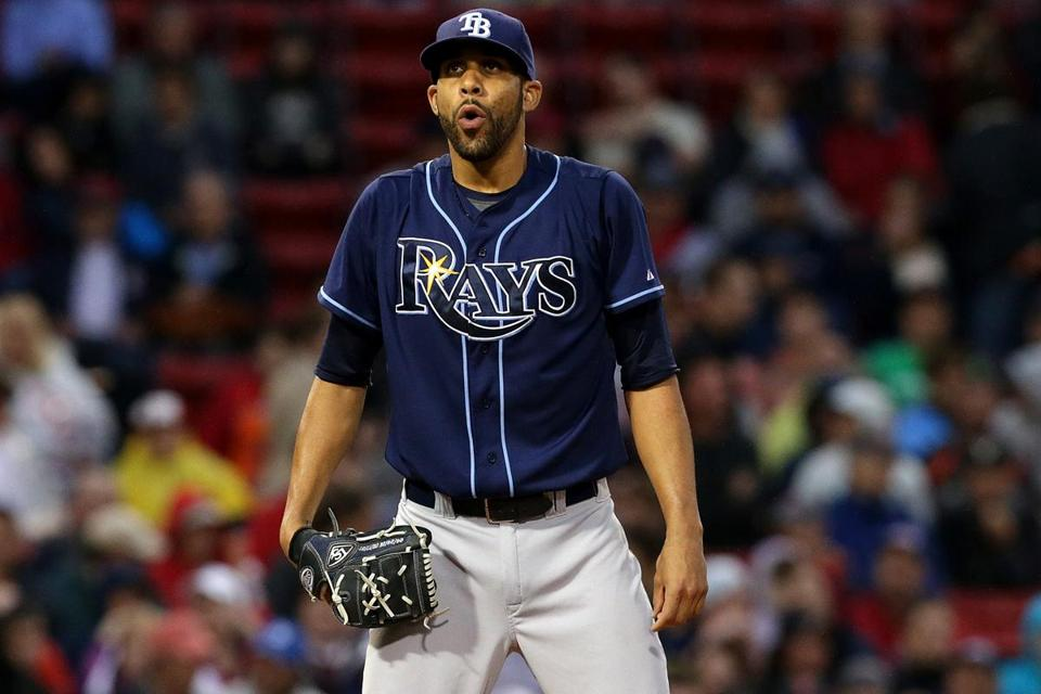 A day after hitting David Ortiz with a pitch, the Rays' David Price ripped the Red Sox DH, who had harsh words for the Tampa Bay ace following Friday's game.