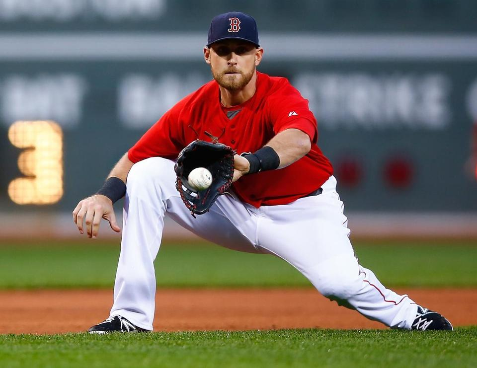 A string of injuries has been a source of great frustration for Will Middlebrooks.