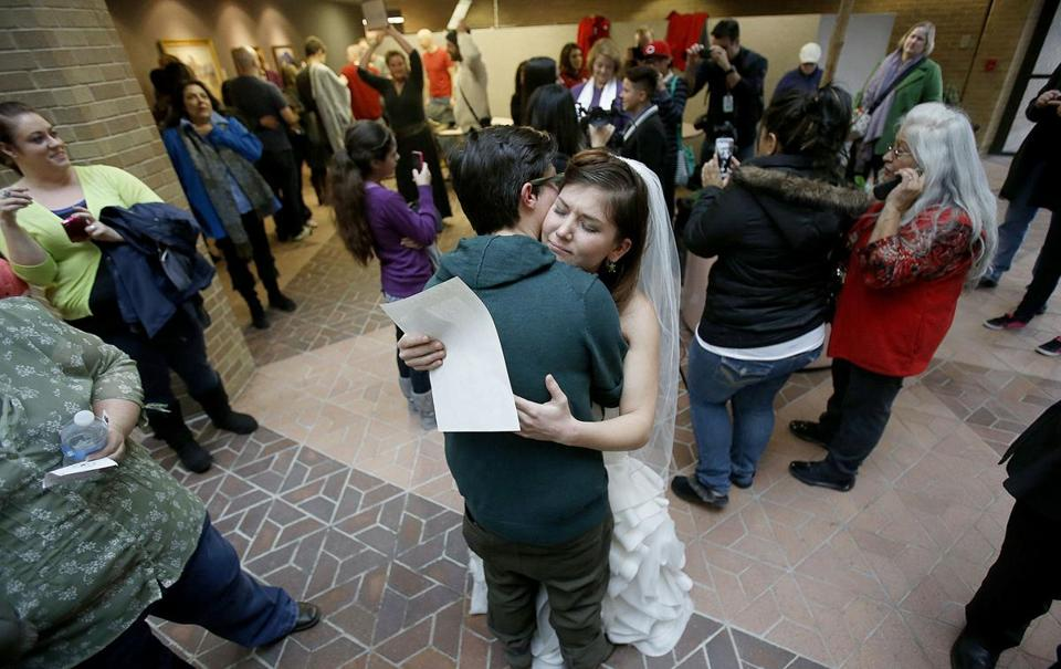 Utah is appealing a judge's ruling that struck down its 2004 same-sex marriage ban.