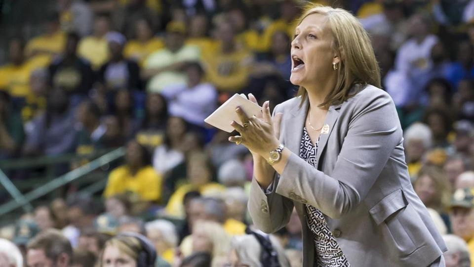 Katy Steding spent the last two seasons as an assistant coach at Cal.