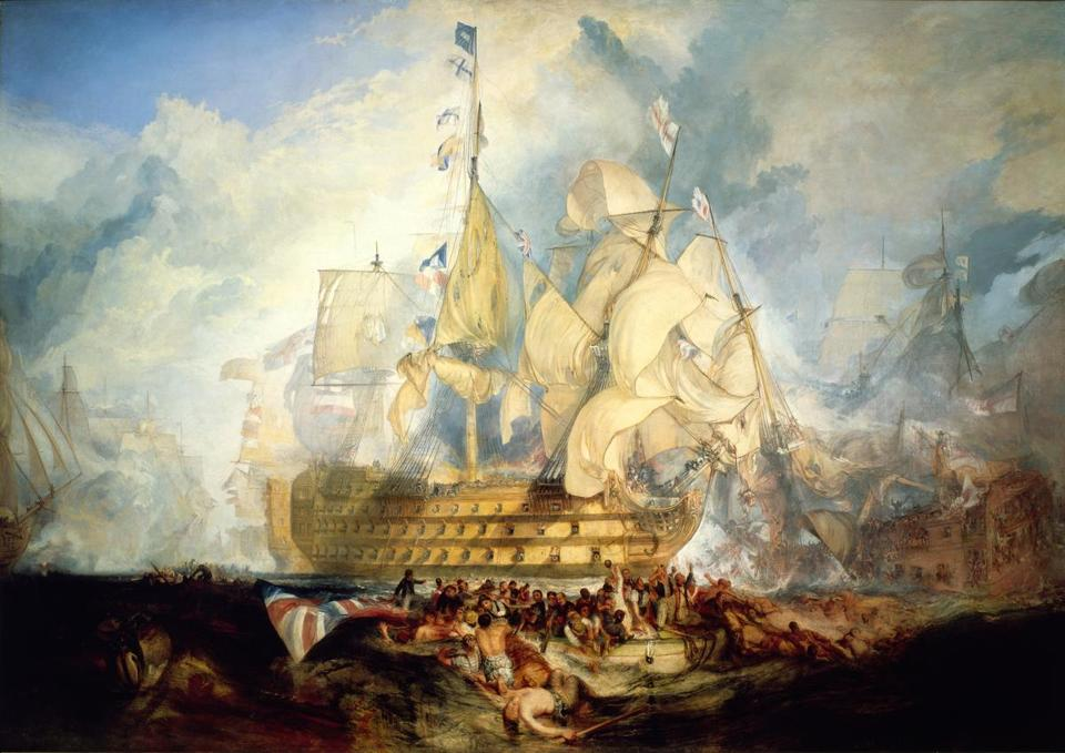 """The Battle of Trafalgar."""