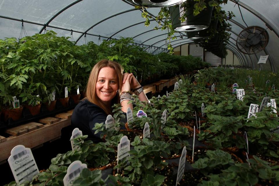 Ashley Stanley's nonprofit partners with local restaurants, groceries, and farms.