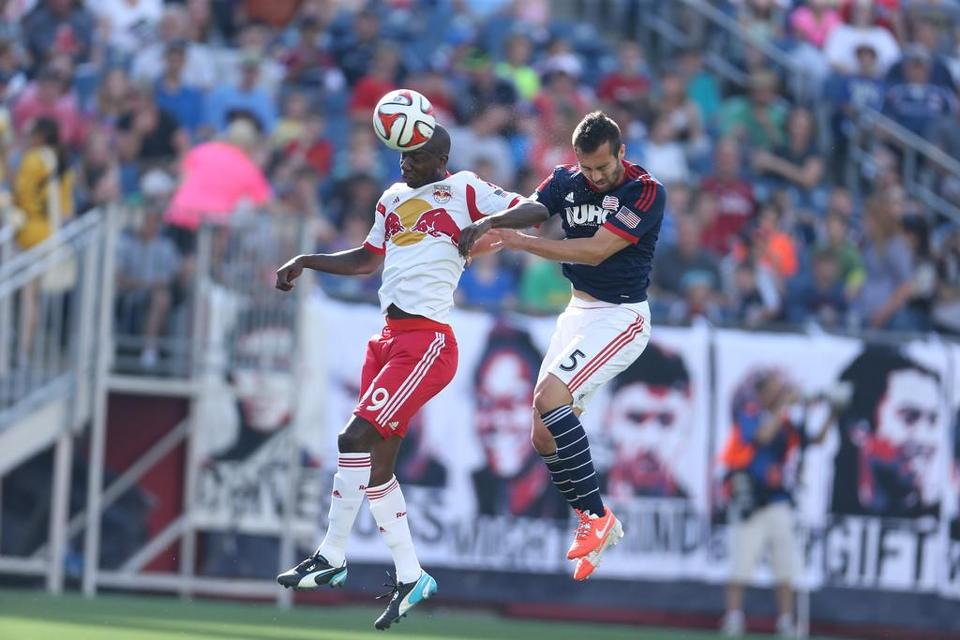 A.J. Soares and the Revolution remained in first place despite a loss to the Red Bulls on Sunday.