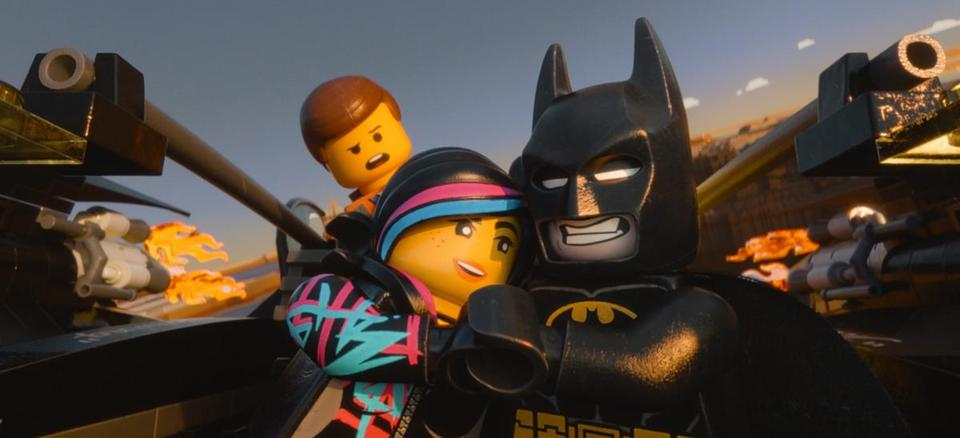 "Amazon customers will not be able to buy such films as ""The Lego Movie'' in advance because of the retailer's  pricing spat with Warner Bros."