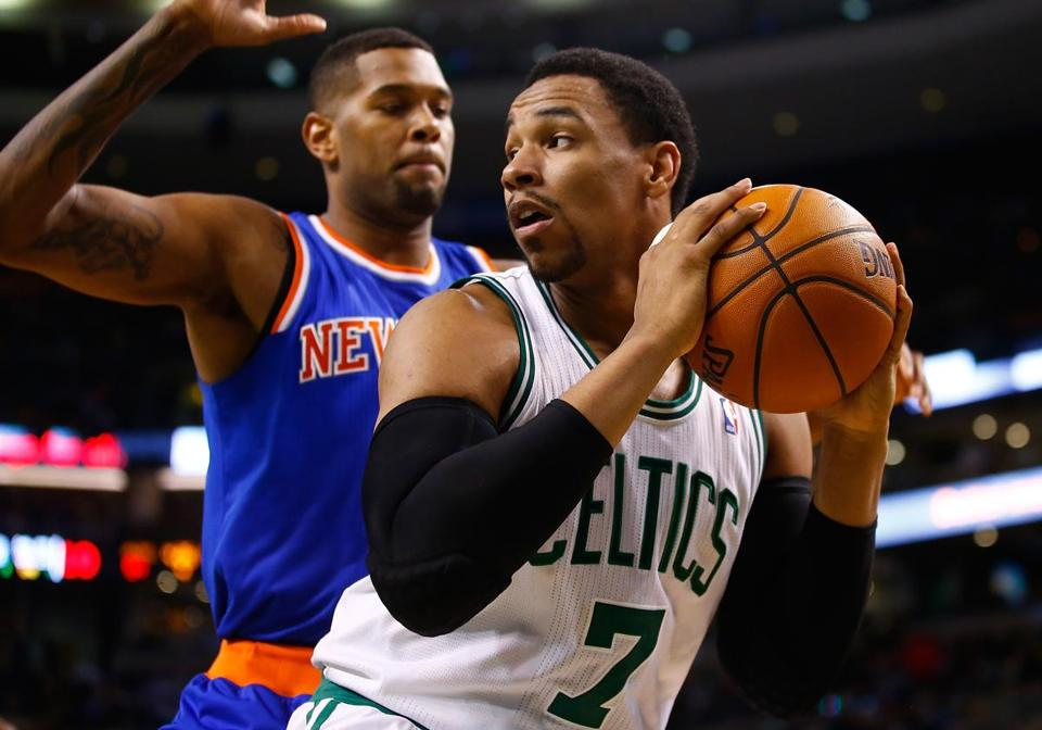 Jared Sullinger says he'll do his job and let the front office do its job. Photo by Jared Wickerham/Getty Images