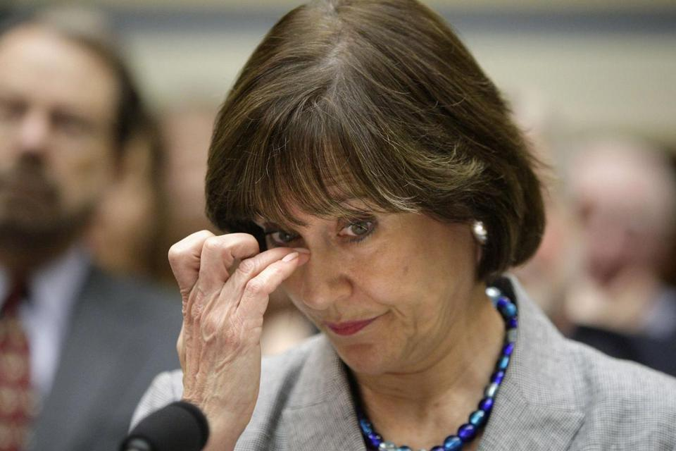 The IRS told Congress that it cannot locate many of Lois Lerner's e-mails before 2011.