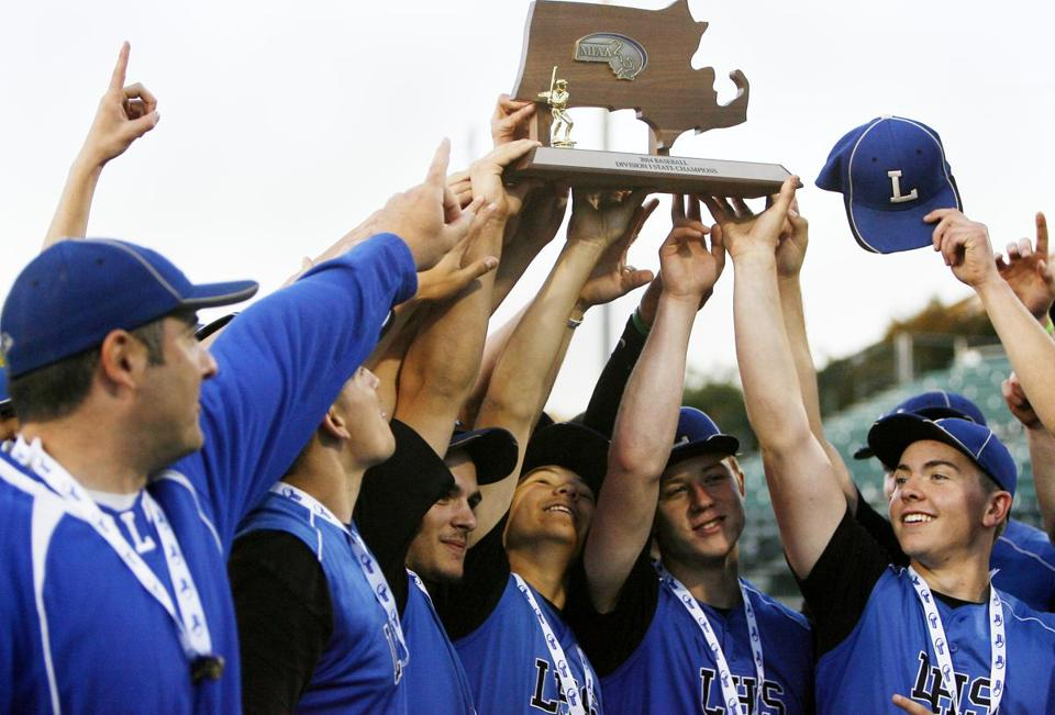 Snubbed for the Super 8 competition, Leominster had ample motivation to capture the Division baseball trophy.