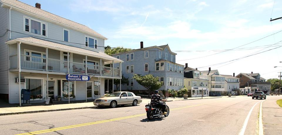 Prosecutors are investigating whether Nahant's town administrator improperly steered work to favored contractors.