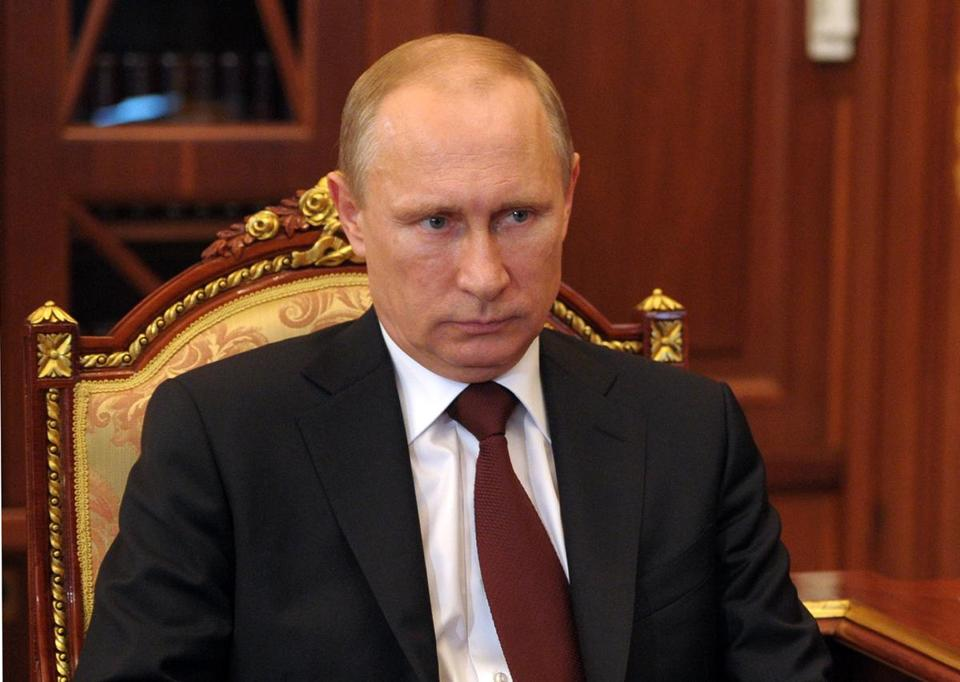 Russian President Vladimir Putin doesn't shy away from his admiration of Josef Stalin.