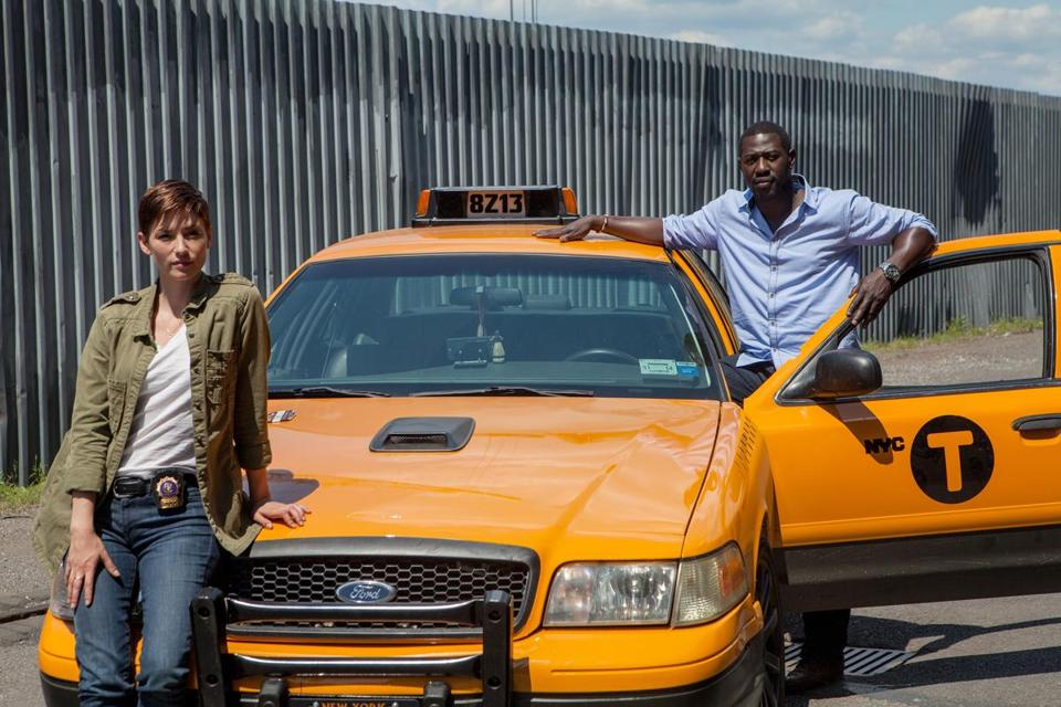 Chyler Leigh and Jacky Ido star as a demoted detective and the cabbie who helps her.