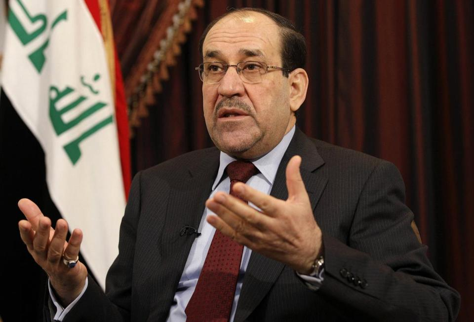 Iraqi Prime Minister Nouri al-Maliki's grip on power may be slipping.