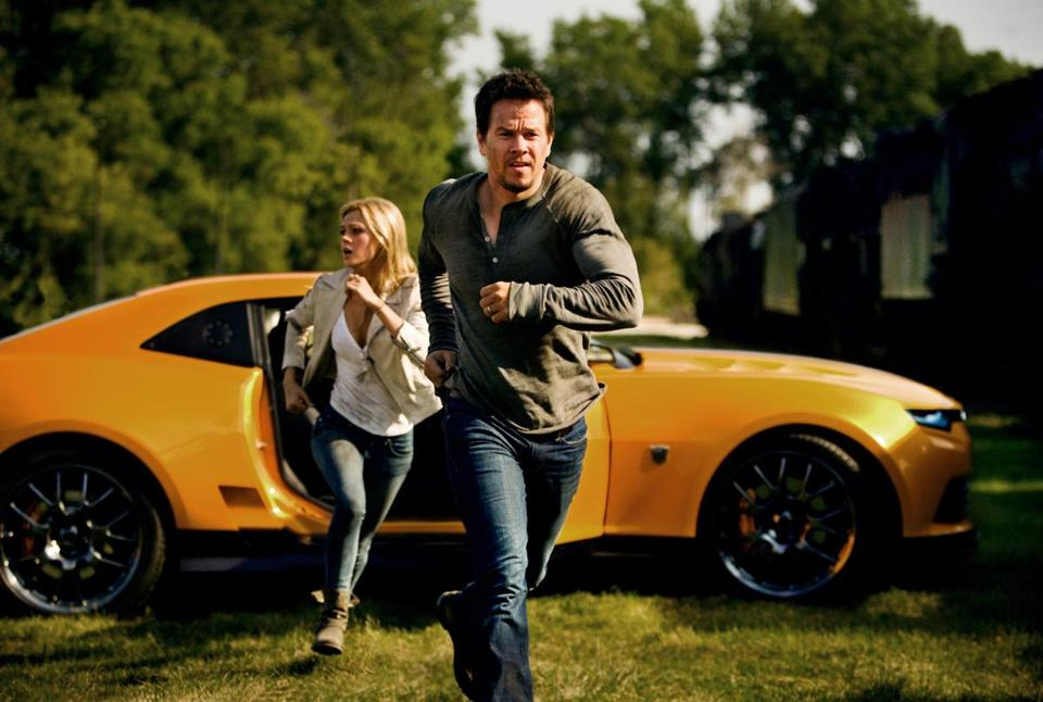 Optimus Prime and his fellow robots return in the fourth Transformers movie, starring Mark Wahlberg and Nicola Peltz.