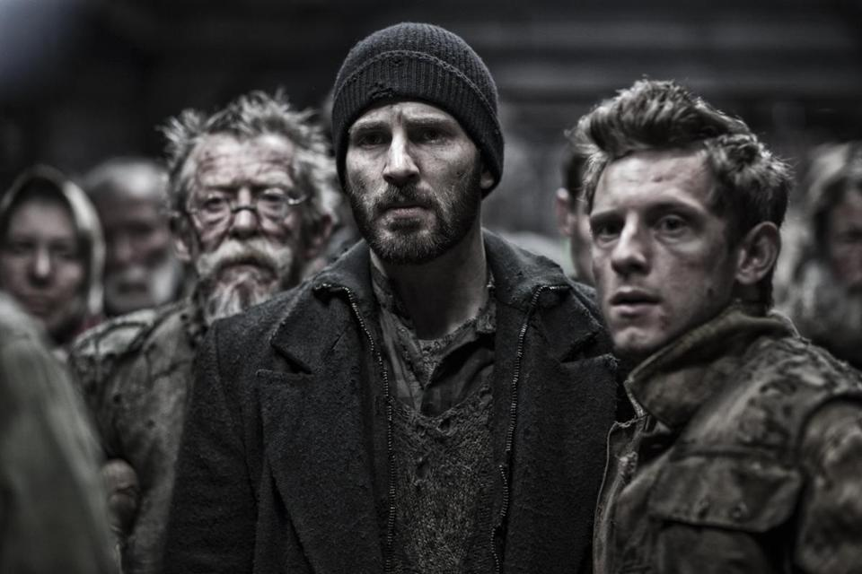 "The sci-fi movie ""Snowpiercer"" (above) went on- demand two weeks after its theatrical debut, raking in $5 million in three weeks."
