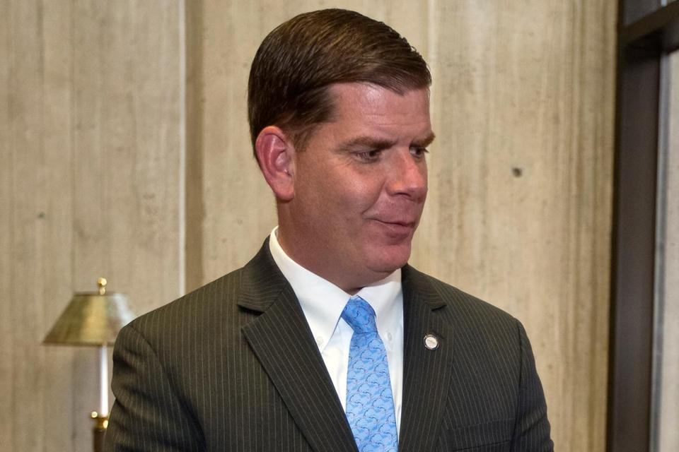 Mayor Walsh's stance marks a dramatic shift in the city that pioneered the controversial Secure Communities program for US Immigration and Customs Enforcement in 2006.