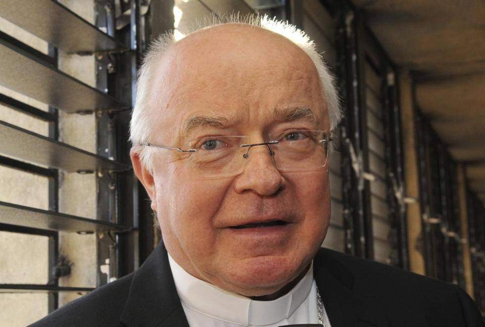 A former papal ambassador to the Dominican Republic, Jozef Wesolowski was recalled in August after a local TV network charged the 66-year-old with paying for sex with underage boys and being a frequent visitor to a Santo Domingo neighborhood known for prostitution with minors.