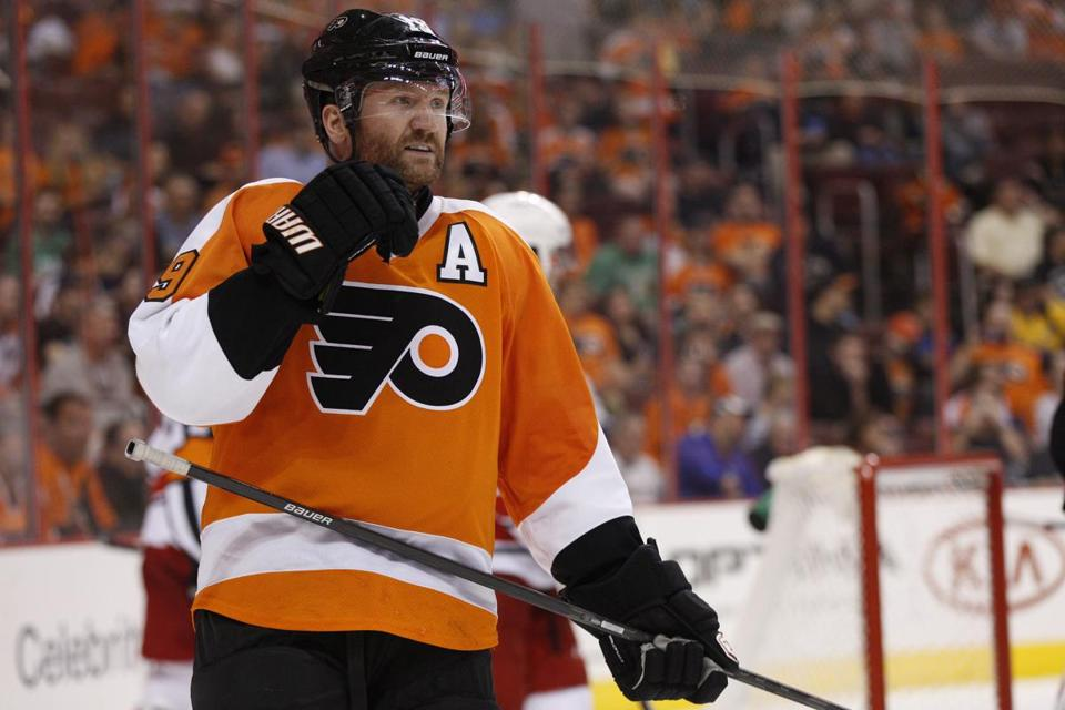 The Flyers unloaded Scott Hartnell's contract and traded him to the Blue Jackets.