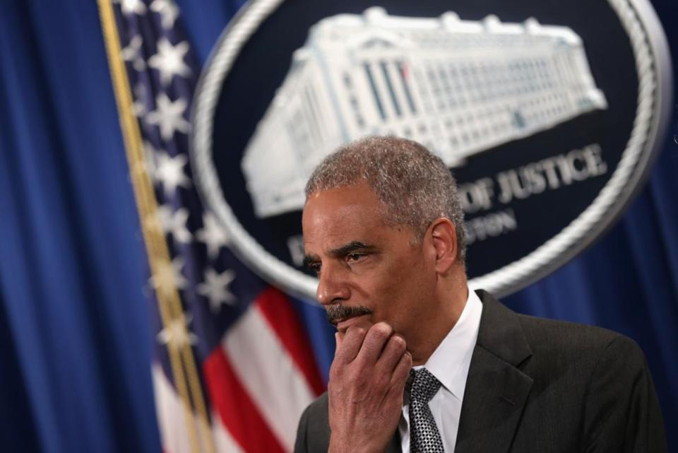BNP Paribas went to elaborate lengths to deceive US authorities, said US Attorney General Eric Holder.