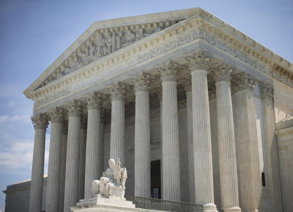The Supreme Court dealt a blow to public sector unions Monday.
