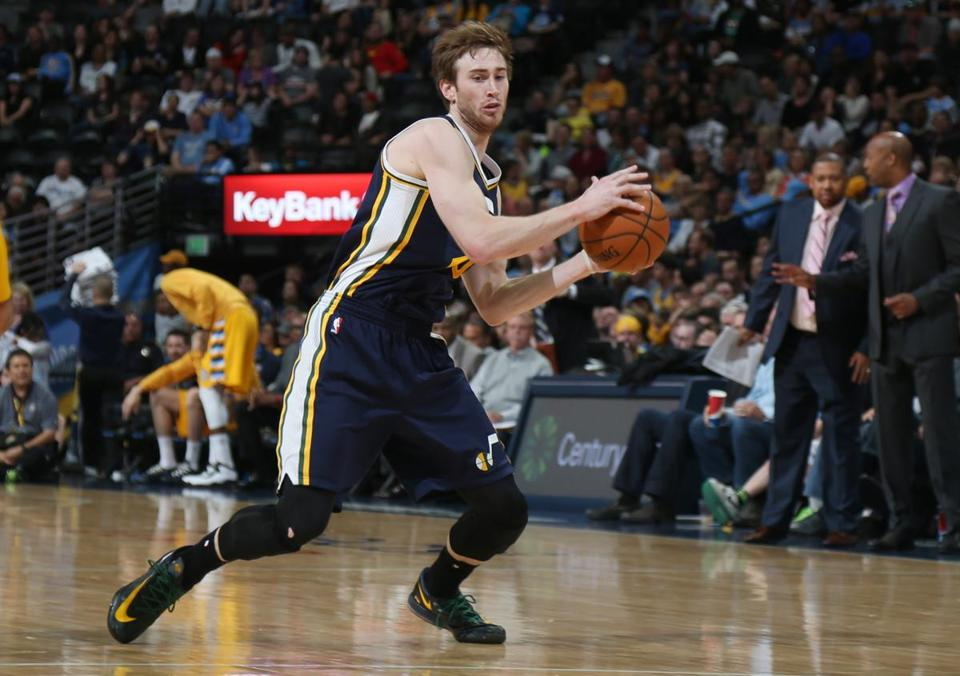 The Celtics may covet Jazz forward Gordon Hayward, but getting him in green appears to be a long shot.