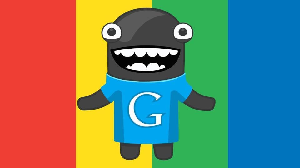 Google acquires Songza: Songza logo? Google logo? The G doing something to the Songza beast? / 06thingtank