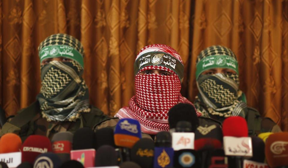 Hamas spokesmen warned Israel would pay a heavy price in a war.
