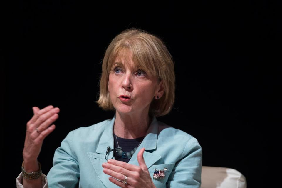 "Attorney General Martha Coakley, who is running for governor, received support from five prominent women's groups for a plan that would require companies contracting with the state to offer employees insurance that covers contraception ""no matter the views of their employer."""