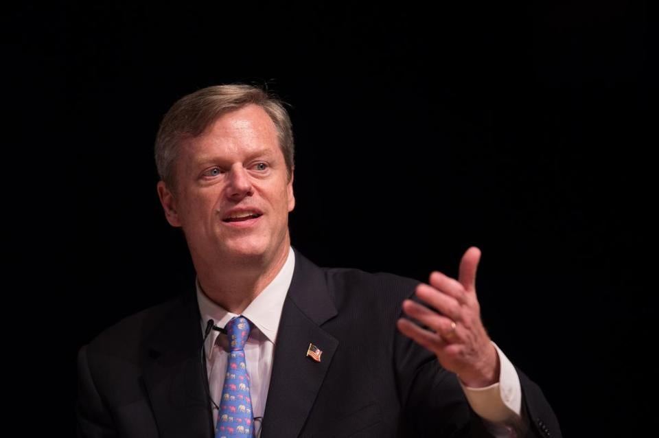Advisers say they plan to use the primary to get Charlie Baker's candidacy onto the electorate's radar screen.