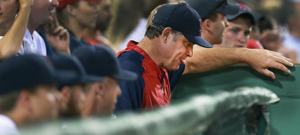 John Farrell is one of the smartest managers during games.