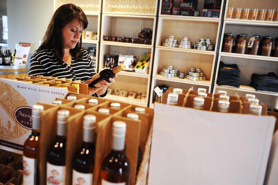 A legislative research committee held a hearing on Monday on whether or not wine distributors should be allowed to ship customers bottles of wine in the mail, and how the shipping could be regulated.