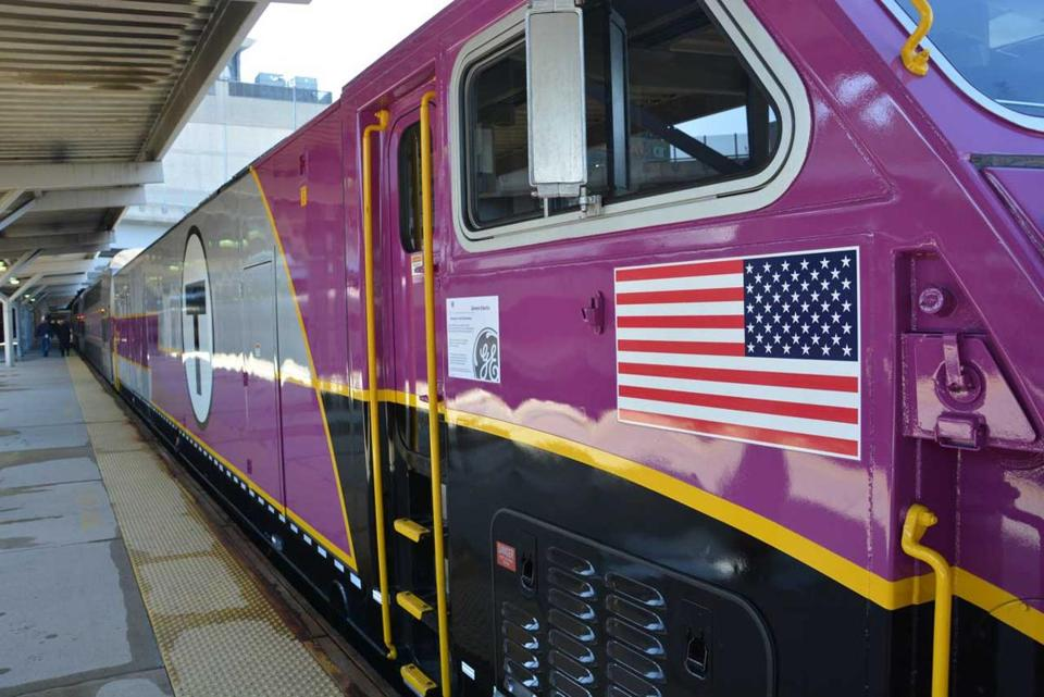 MBTA commuter rail trains will get improved WiFi, officials say.