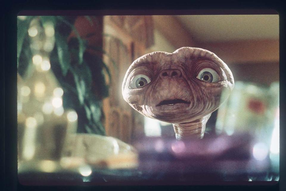 """E.T. the Extra-Terrestrial"" will be shown at Vineyard Haven's Owen Park on Aug. 1."