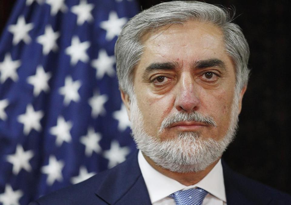 Former foreign minister Abdullah Abdullah called the preliminary results a coup.