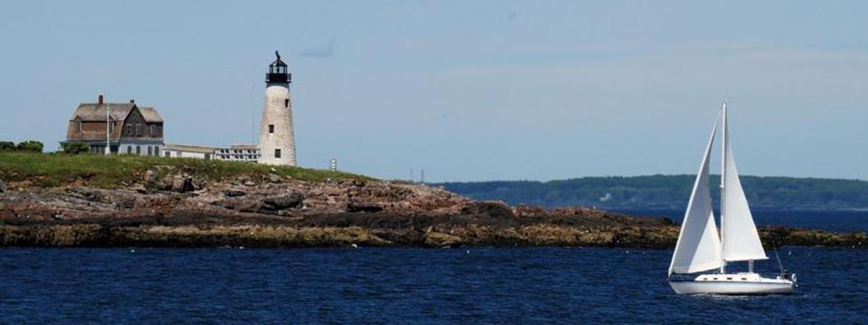 Wood Island Lighthouse, Rockland, Maine