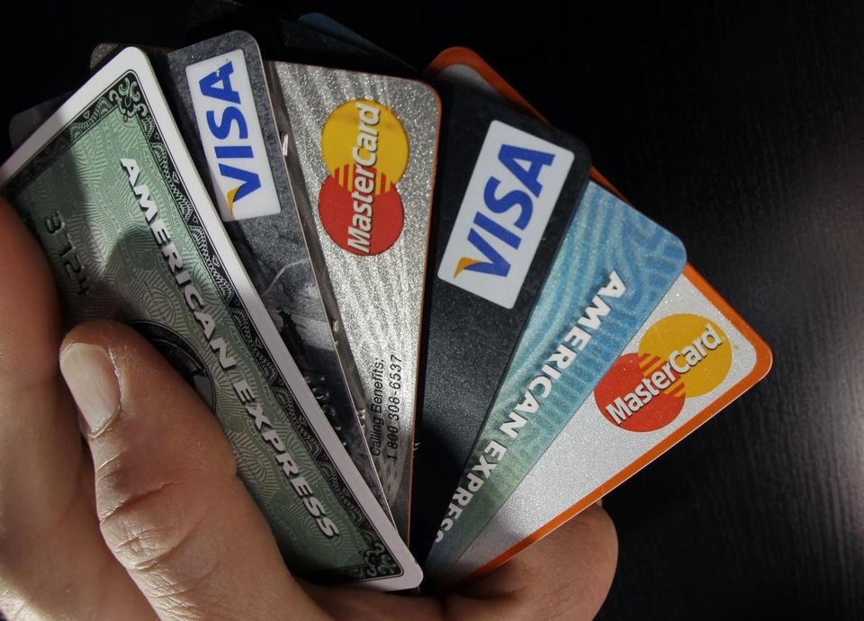 An American Bankers Association report says the share of cardholders who pay off balances in full climbed from 28.6 percent to 29 percent in the fourth quarter of 2013, the highest share on record.