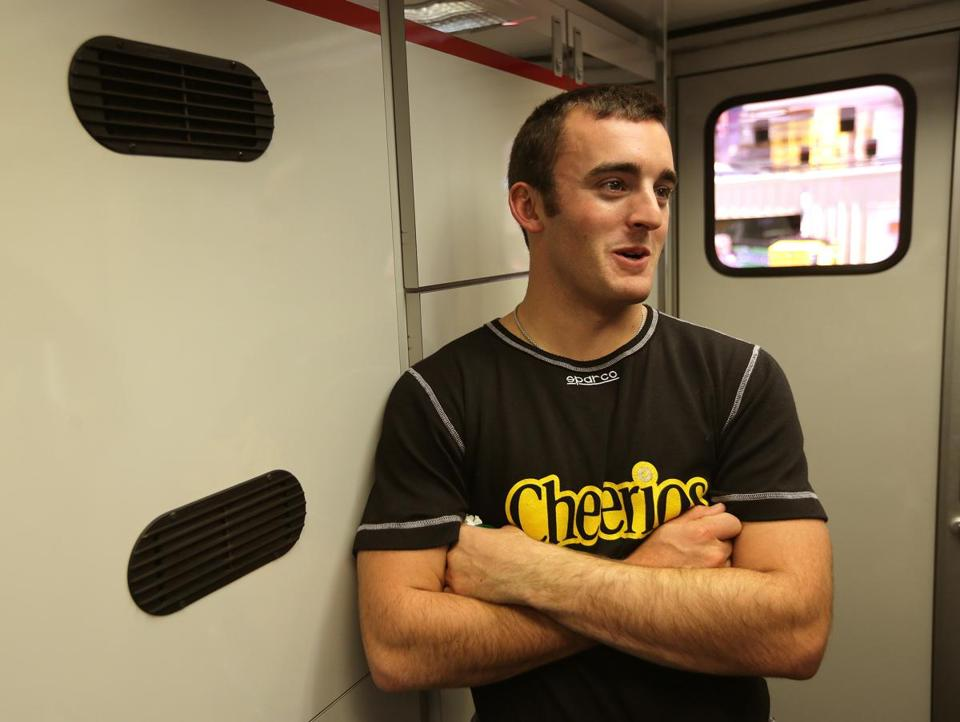 Richard Childress's grandson Austin Dillon is a Sprint Cup rookie.