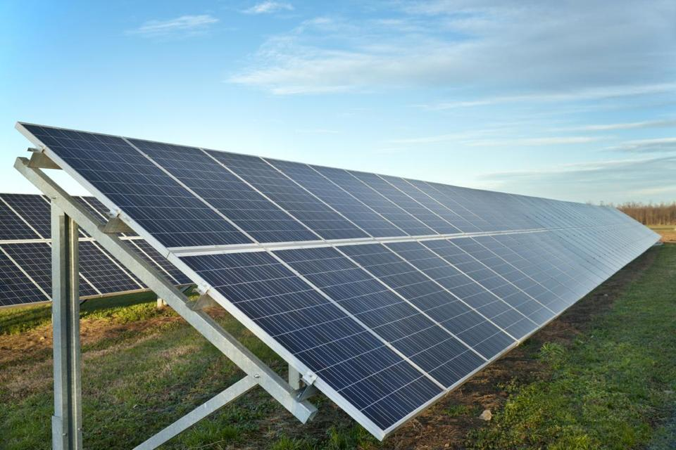 If your own home lacks sufficient roof space or you rent, you can turn to a local solar garden.